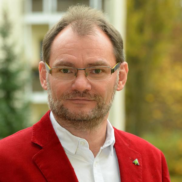 """Portrait von Frank Wessel, Vorstand der WBG """"Aufbau"""" Strausberg eG"""