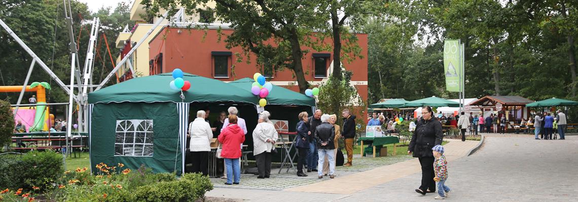 """Mitgliederfest bei der WBG """"Aufbau"""""""
