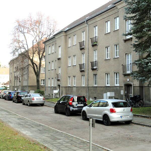 Mittelstrasse Sanierung 2017