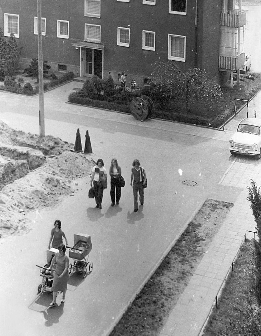 Foto Müncheberger Straße