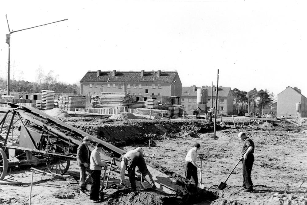 Foto Neubau Fliederweg