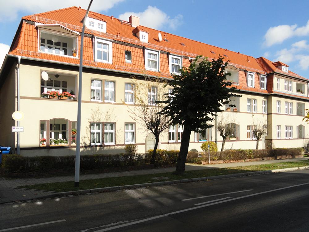 Elisabethstraße und August-Bebel-Straße