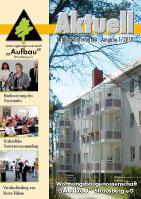 Titelbild der Mitgliederzeitung 1/2010