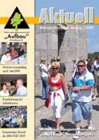 Titelbild der Mitgliederzeitung 2009