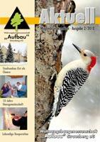 Titelbild der Mitgliederzeitung 2/2010
