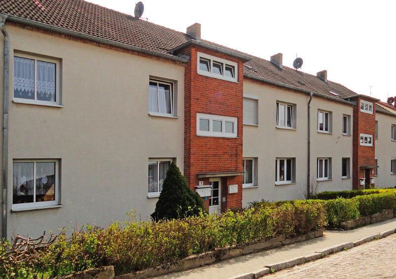 Wohngebiet Bruno-Bürgel-Straße