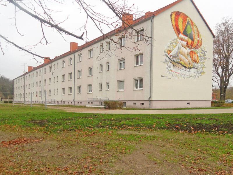 Lindenweg in Hennickendorf