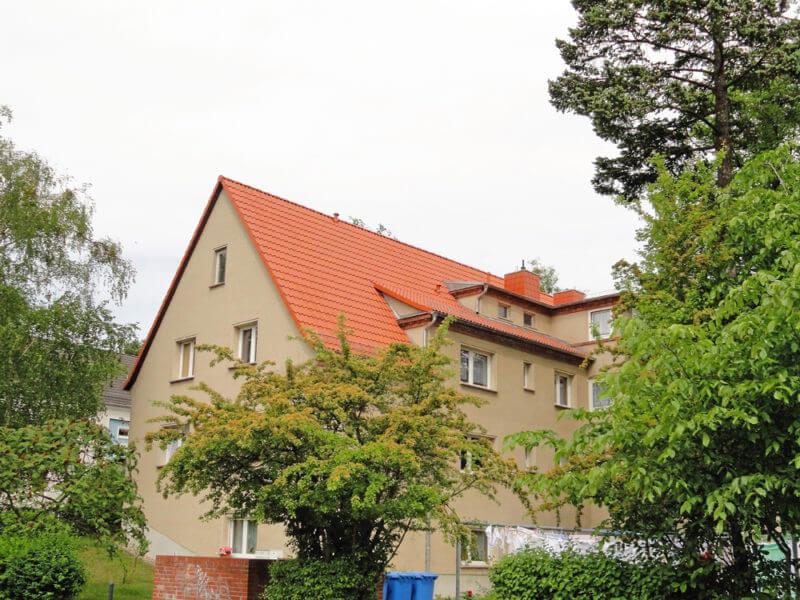 Wohnhaus in der Schillerstraße