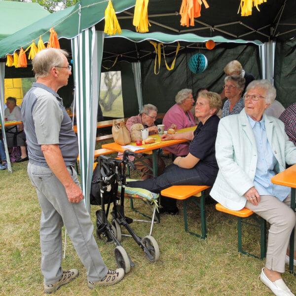 Mieterfest Hennickendorf